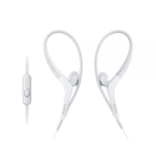 Sony Mdr-as410ap Active sport White - Shop amaxmarket