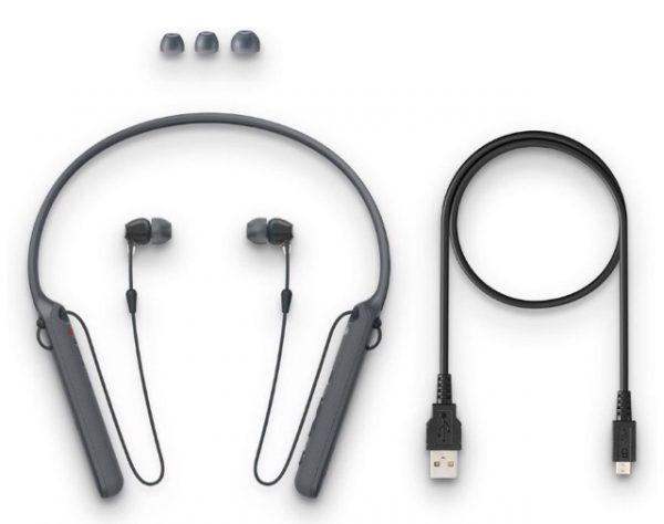 Sony WI-C400 Wireless In-ear | Black | Amaxmarket.com
