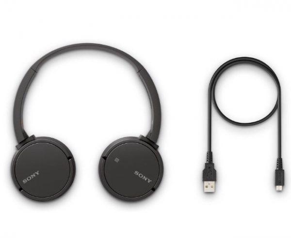 Sony WH-CH500 Wireless In-ear | Black | Amaxmarket.com