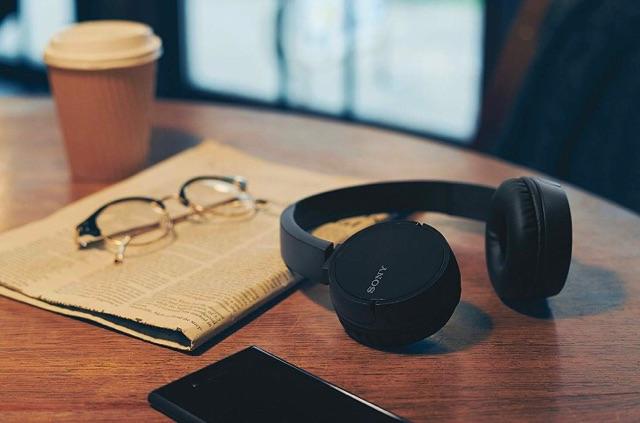 Sony WH-CH500 Wireless In-ear   Black   Amaxmarket.com