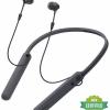 Sony WI-C400 Wireless In-ear | Black | Amaxmp.com