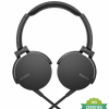 Sony | MDR-XB550ap extra bass | Black | Amaxmp.com