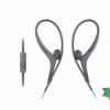 Sony | MDR-AS410 Active Sport Headphones | Black/White | Amaxmp.com