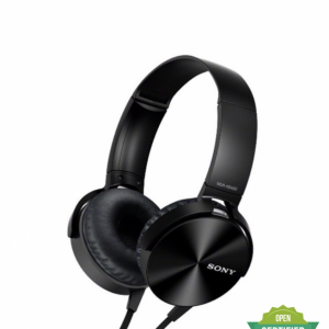 Sony | MDR-XB450ap extra bass | Black | Amaxmp.com